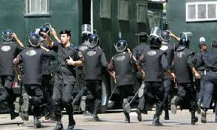 أمن الإسكندرية يفرق مسيرة للإخوان ويضبط أجهزة بث فضائي