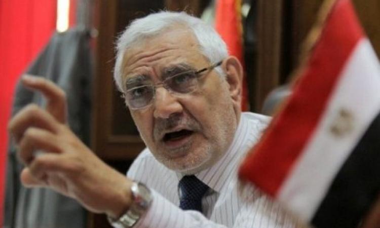 """""""مصر القوية """": العوا ليس مرشحا لخوض السباق الرئاسي بإسم الحزب"""