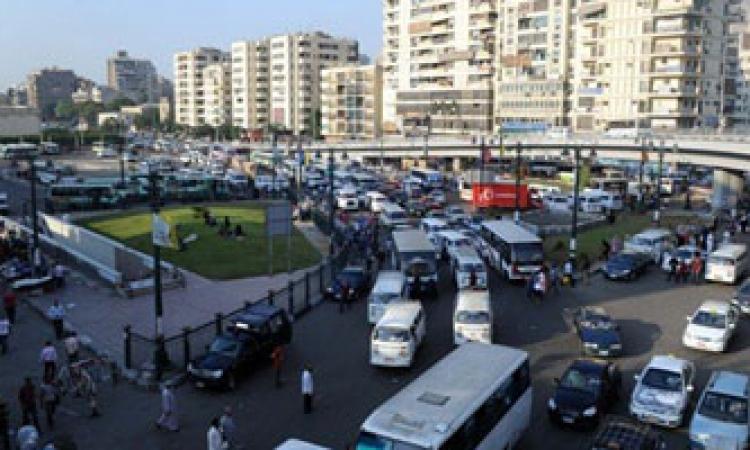 فتح كوبرى الجيزة بعد إغلاقه بسبب حادث التفجير