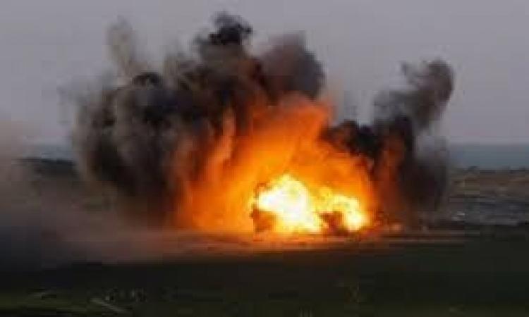 إصابة مجندين فى  انفجار عبوة فى مدرعة للجيش بوسط سيناء