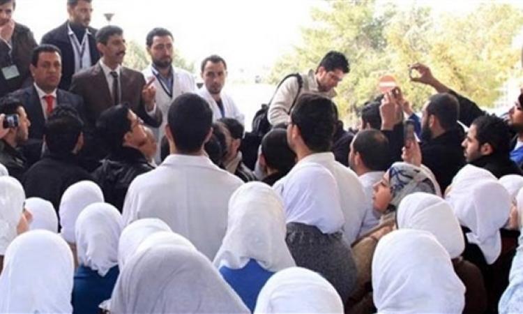 أطباء أسوان يشاركون فى الإضراب الجزئي على مستوى الجمهورية