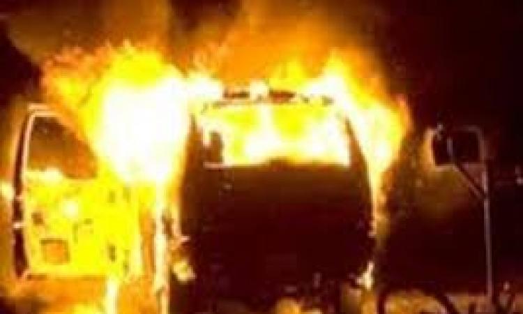 أخوان الشرقية يشعلون النيران بمنزل وسيارة لمؤيدي السيسى