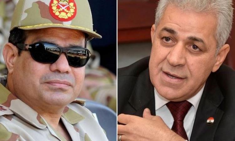 """""""حرب  فيس بوك بين الناصريين حول ترشح  """"السيسي"""" و""""حمدين"""