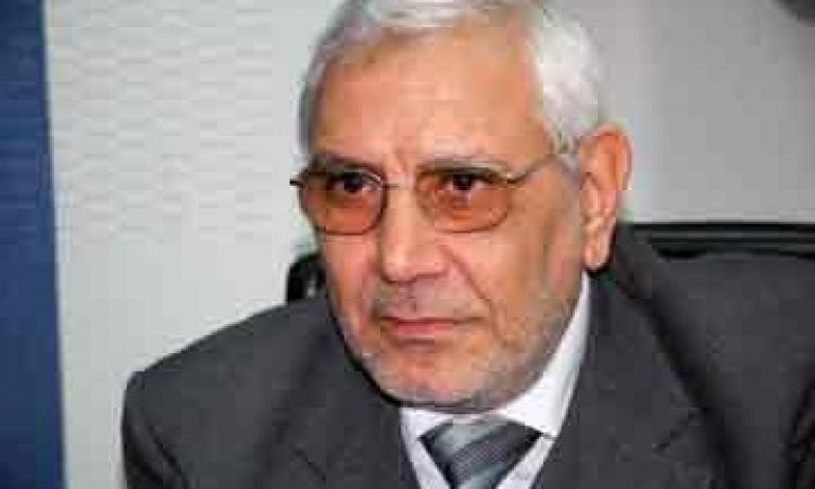 """أبو الفتوح: إهمال الرئيس القادم لـ""""سد النهضة"""" خيانة للوطن"""