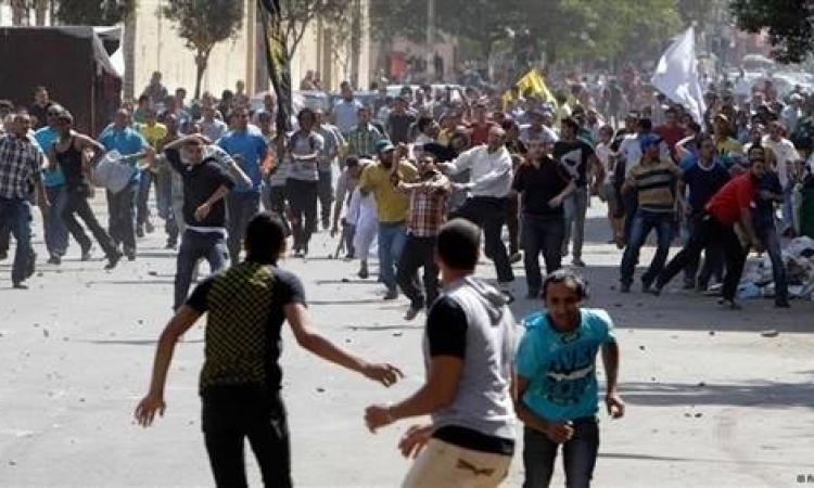 تجدد الاشتباكات بين الأمن وطلاب الإخوان بطب أسنان القاهرة
