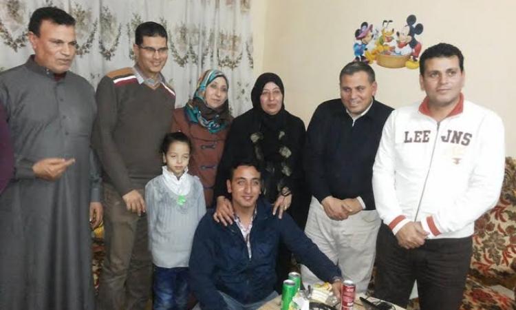 """السيدة البسيوني تفوز بـ""""الأم المثالية"""" لمحافظة كفر الشيخ"""