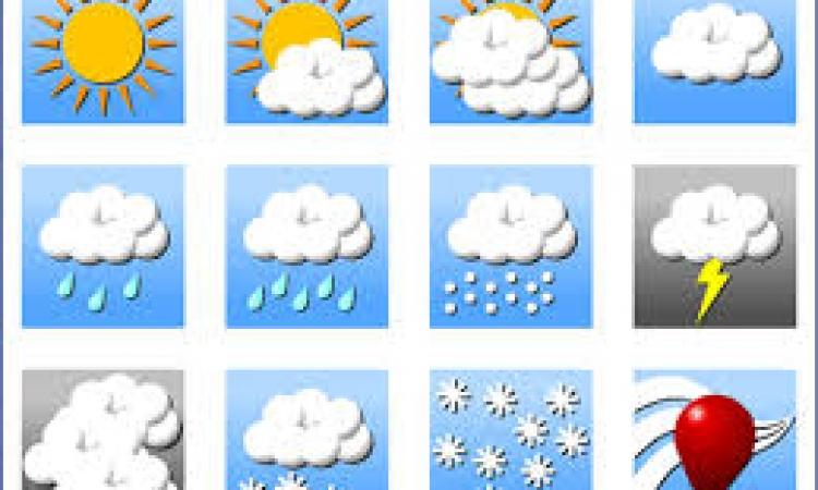 الأرصاد: طقس اليوم مائل للحرارة نهارًا بارد ليلا