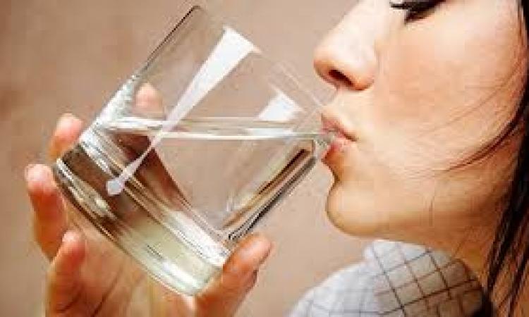 المياه للتخلص من الوزن الزائد