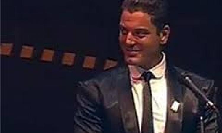 تامر هجرس سفيرًا للنوايا الحسنة بالمنظمة العربية الافريقية لتطوير العشوائيات