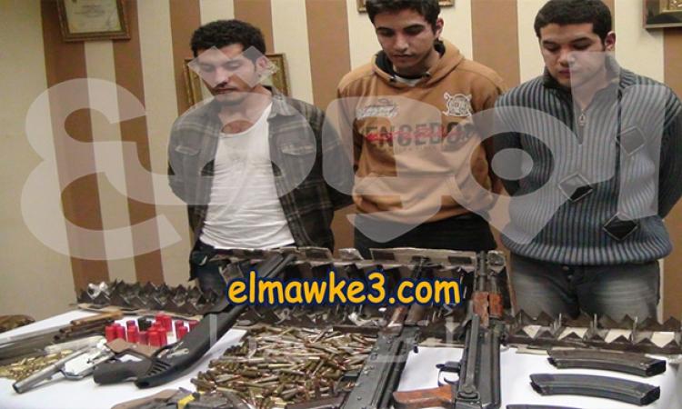 بالصور..سقوط تنظيم ارهابى استهدف عضو اليمين بمحاكمة مرسى بالدقهلية