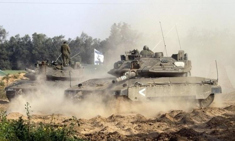 استشهاد ثلاثة فلسطينيين من سرايا القدس بقصف شرق مدينة رفح