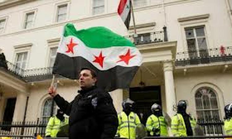 إغلاق سفارات دمشق في الرياض والكويت وواشنطن