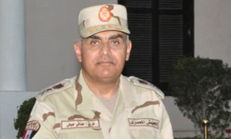 صدقى صبحى يؤدى غدًا اليمين الدستورية وزيرًا للدفاع أمام الرئيس
