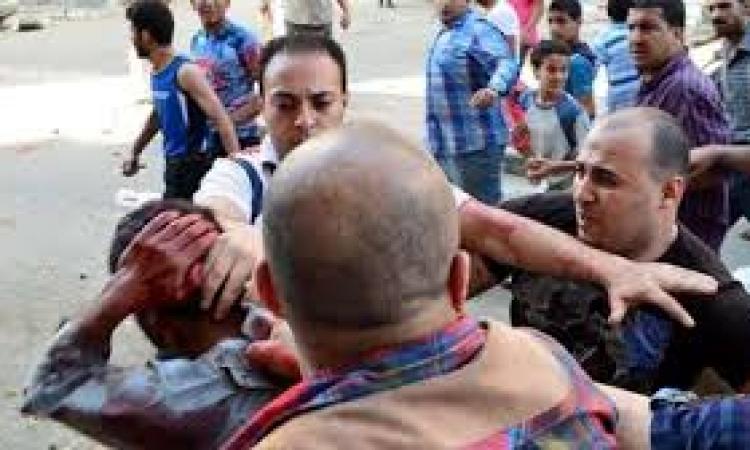 """عناصر """"الإخوان"""" يُعذّبون مواطن بميدان الألف مسكن"""