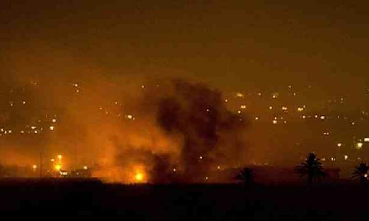 مقتل فلسطينيين اثنين في غارة جوية للاحتلال الإسرائيلي على شمال قطاع غزة