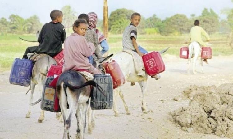 لليوم الثاني..انقطاع المياه عن مدينتي الباجور وسرس الليان