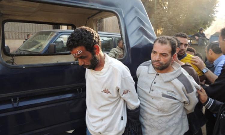 ضبط  المتهم بتصنيع قنابل لاستهداف المنشآت الشرطية بالإسكندرية