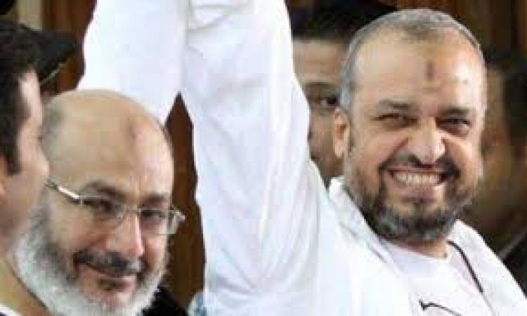 """تأجيل محاكمة البلتاجي وحجازي في """"تعذيب ضابط"""" لجلسة 23 مارس"""