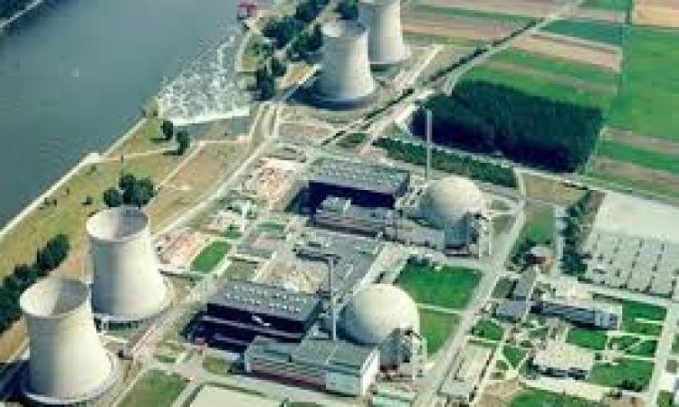 إغلاق محطة نووية في كوريا الجنوبية بسبب مشكلة في منشأة لتوليد البخار