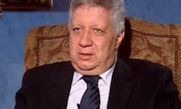 مرتضى منصور:السيسى لم يظهر سياسيا الا فى 30 يونيه..وصباحى تحالف مع الإخوان