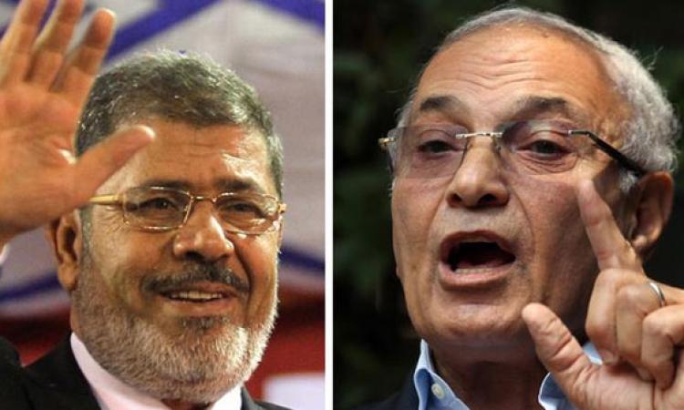 """العليا للانتخابات: رفض طعن""""شفيق"""" على تزوير انتخابات الرئاسة"""
