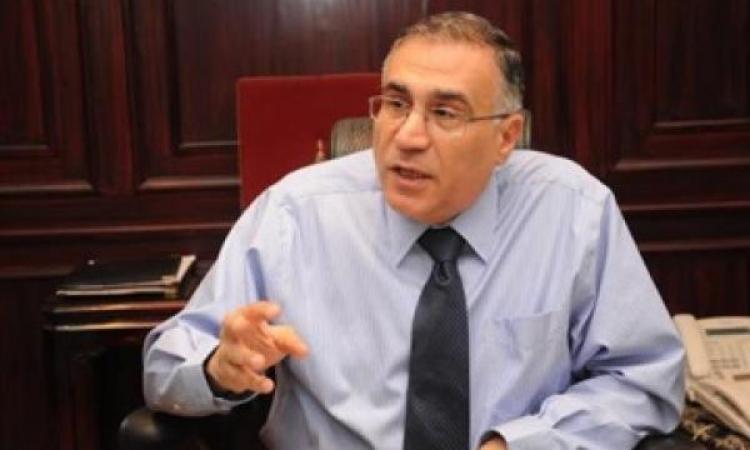 مساعد وزير الخارجية يلتقي سفير ليبيا بالقاهرة