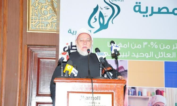 """جمعة ووالي يشهدان احتفال """"مصر الخير"""" بالأمهات الغارمات"""