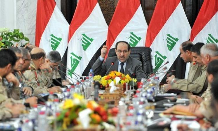 مقتل 40 مسلحًا قرب العاصمة العراقية