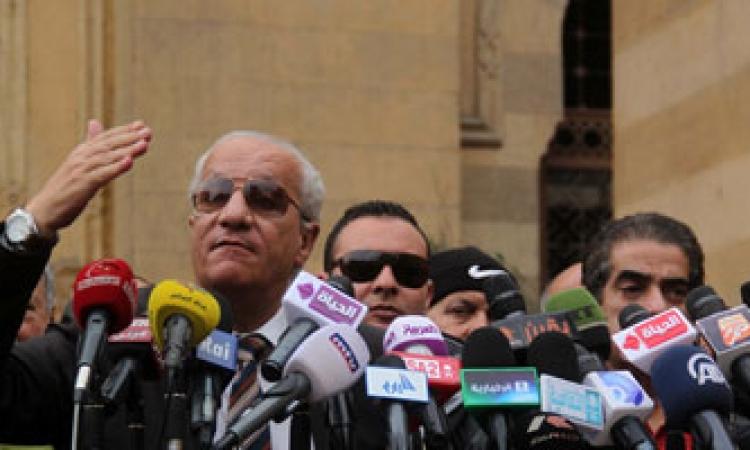 """وزير الآثار: أرفض وصف """"زاهي حواس"""" لي بـ """"ناكر للجميل"""""""