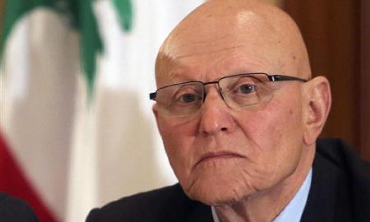 """رئيس الحكومة اللبنانية  يستقبل سفير أوكرانيا و""""داريل منديس"""""""