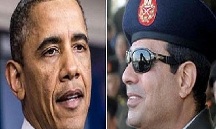 صوت أمريكا: ترشح السيسي للرئاسة يزعج أوباما ويضعه في مأزق