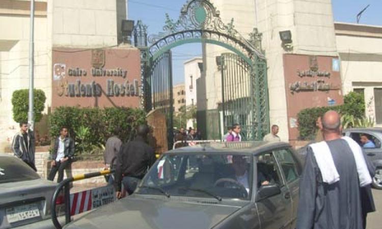 العثور على قنبلة بالمدينة الجامعية لجامعة القاهرة