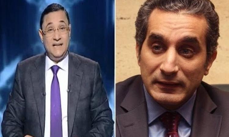 """""""عبد الرحيم علي""""  يرد بقوة علي حلقة باسم يوسف"""