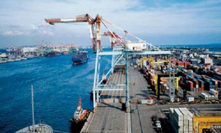 موانئ السويس تستقبل 6500 طن بوتاجاز و42 ألف طن بضائع