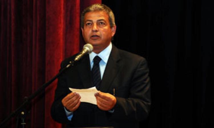 وزير الشباب والرياضة الجديد يستقيل من مجلس إدارة نادي الصيد المصري