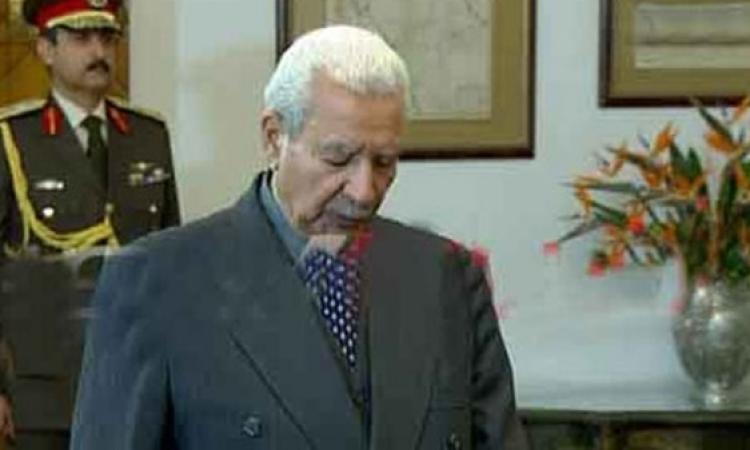 وزير العدل الجديد يجتمع بمساعديه لبحث معوقات العمل وملفات الوزارة