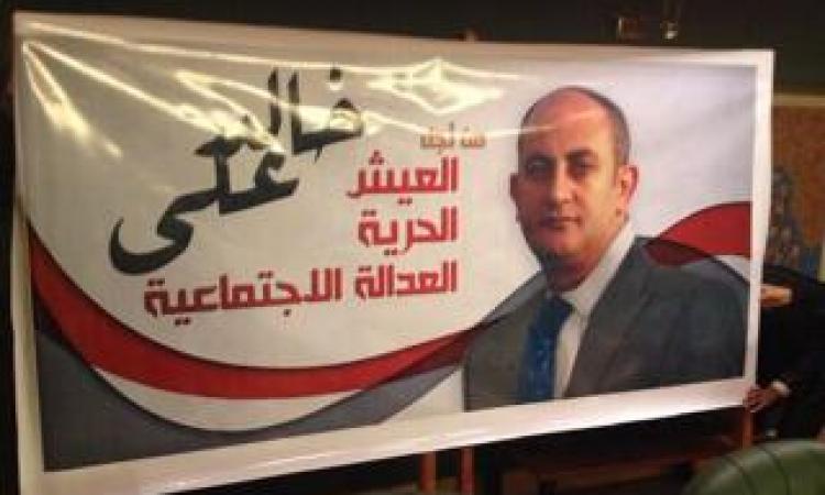 خالد علي يطالب  قيادات الجيش بالابتعاد عن السياسة