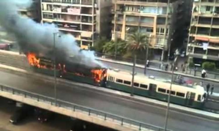 8 إبريل.. نظر قضية حريق مترو مصر الجديدة