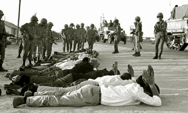 سيناء بين الإحتلال الصهيونى والإرهاب الأسود