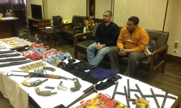بالصور.. ضبط 2 من إخوان الإسكندرية بتهمة تكوين مجموعات إرهابية