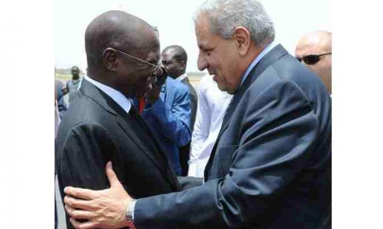 رئيس وزراء تشاد: ندعم مصر في العودة إلى مقعدها بالاتحاد الأفريقي