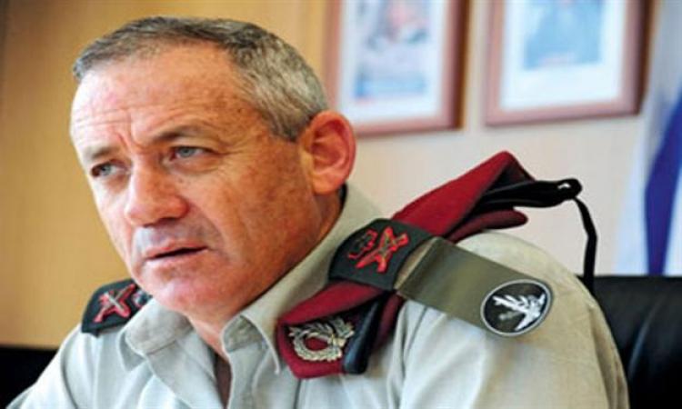 """رئيس الأركان الإسرائيلي: أعداؤنا يطورون """"شبكة إرهابية"""" ويجب أن نستعد"""