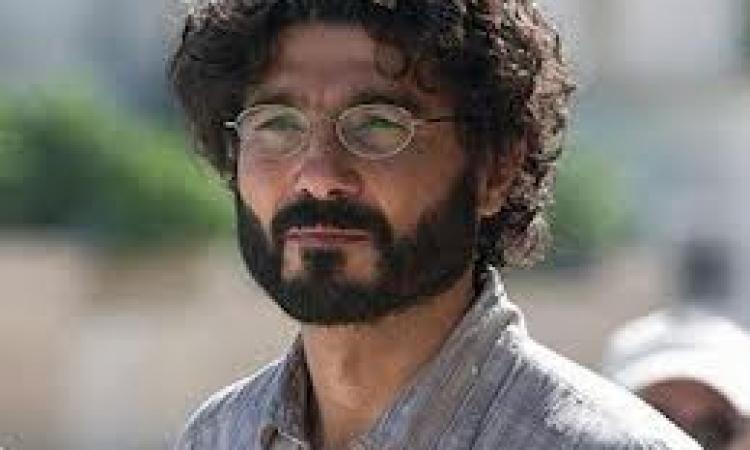 خالد النبوى يزور المومياء المصرية بواشنطن