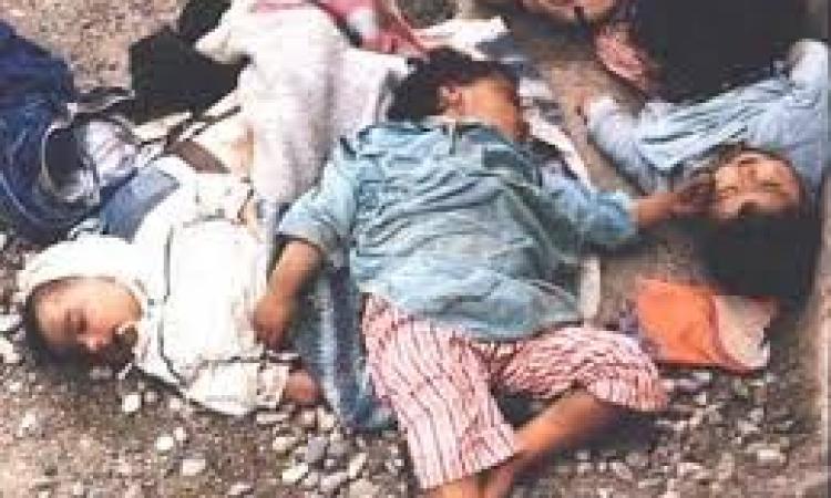 مذبحة دير ياسين….ذكرى الخسة والخيانة