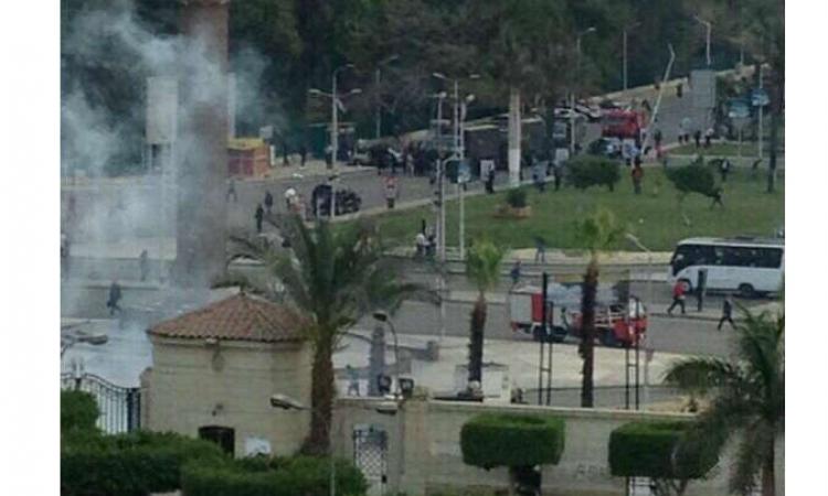 وفاة شخص وإصابة 6 آخرين في انفجار ثالث بمحيط جامعة القاهرة