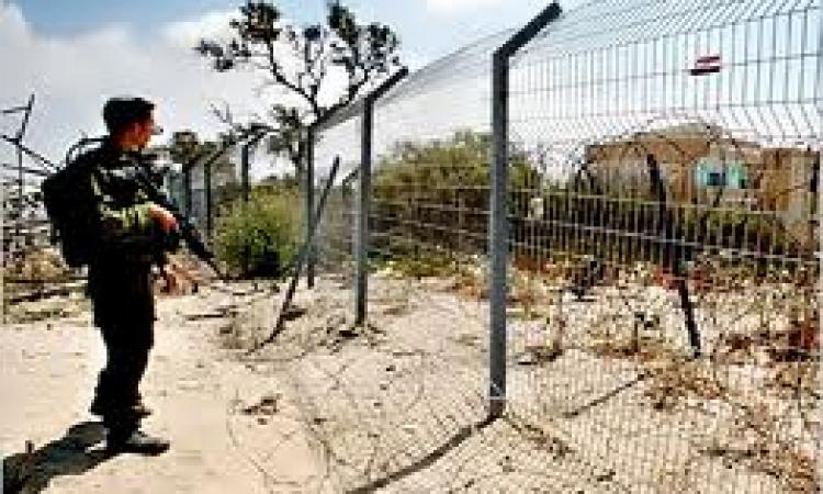 إصابة دورية عسكرية إسرائيلية  بسيناء عن طريق الخطأ بدون خسائر