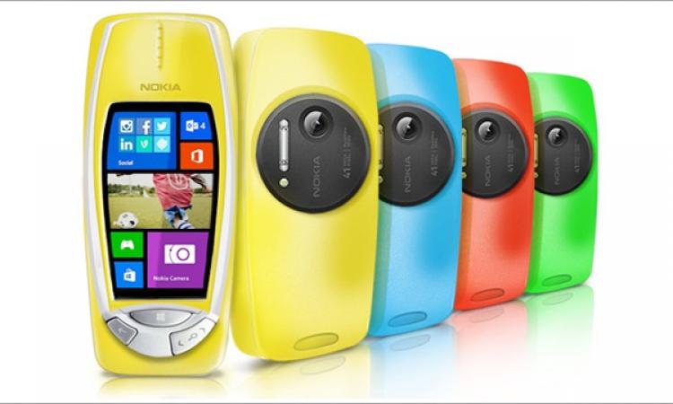 نوكيا تطرح النسخة الذكية من الهاتف الكلاسيكي 3310