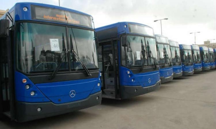 وزارة النقل .. إطلاق 900 أتوبيس لتقليل إزدحام القاهرة