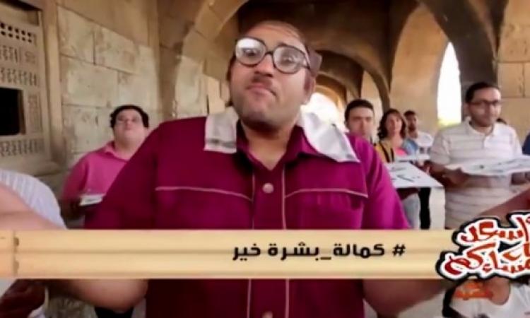 بالفيديو.. «أبو حفيظة» يغني للمحافظات المنسية في «بشرة خير»