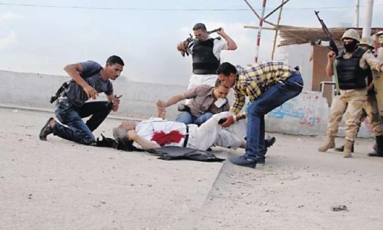 """""""جنايات الجيزة"""" تؤجل محاكمة 23 متهماً بقتل اللواء نبيل فراج لـ 11 يونيو"""
